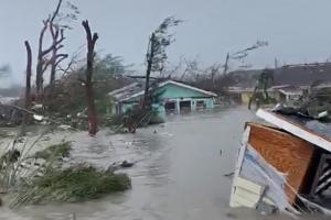 Bahamas & DisasterAid.ca INTERNATIONAL SERVICE